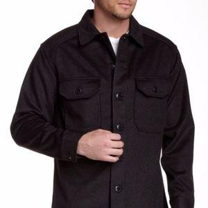 NWT Medium Pendleton Beaumont Jac Wool Blend Shirt